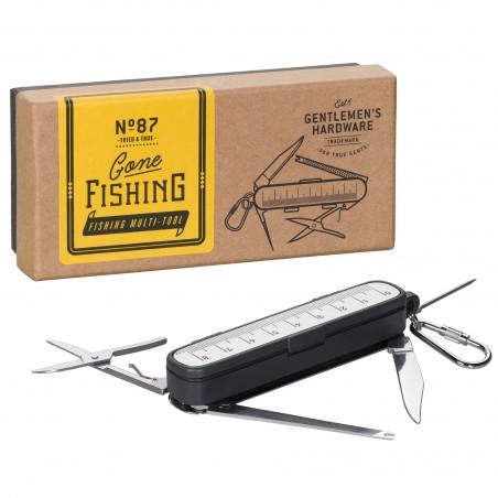 "Couteau Suisse de pêche ""Gentlemen's hardware"""