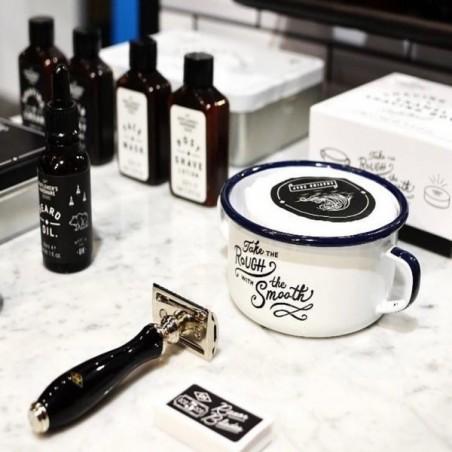 """Bol et savon à raser """"Gentlemen's Hardware"""""""
