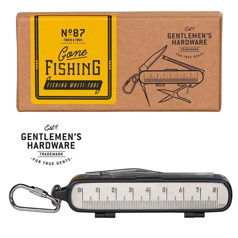 Couteau Suisse - Pêche