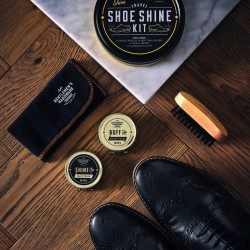"Kit de cirage ""Gentlemen's hardware"""