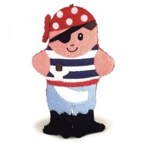 Gant de Toilette - Pirate