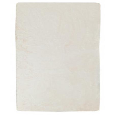 Tapis rectangulaire peau de bête Woodland