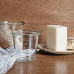 Savon solide vaisselle - Menthe citron