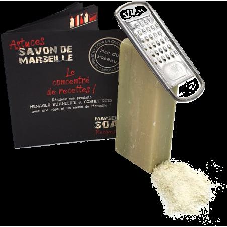 Kit de recette du savon de Marseille