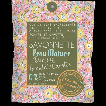 Savonnette - Peaux matures