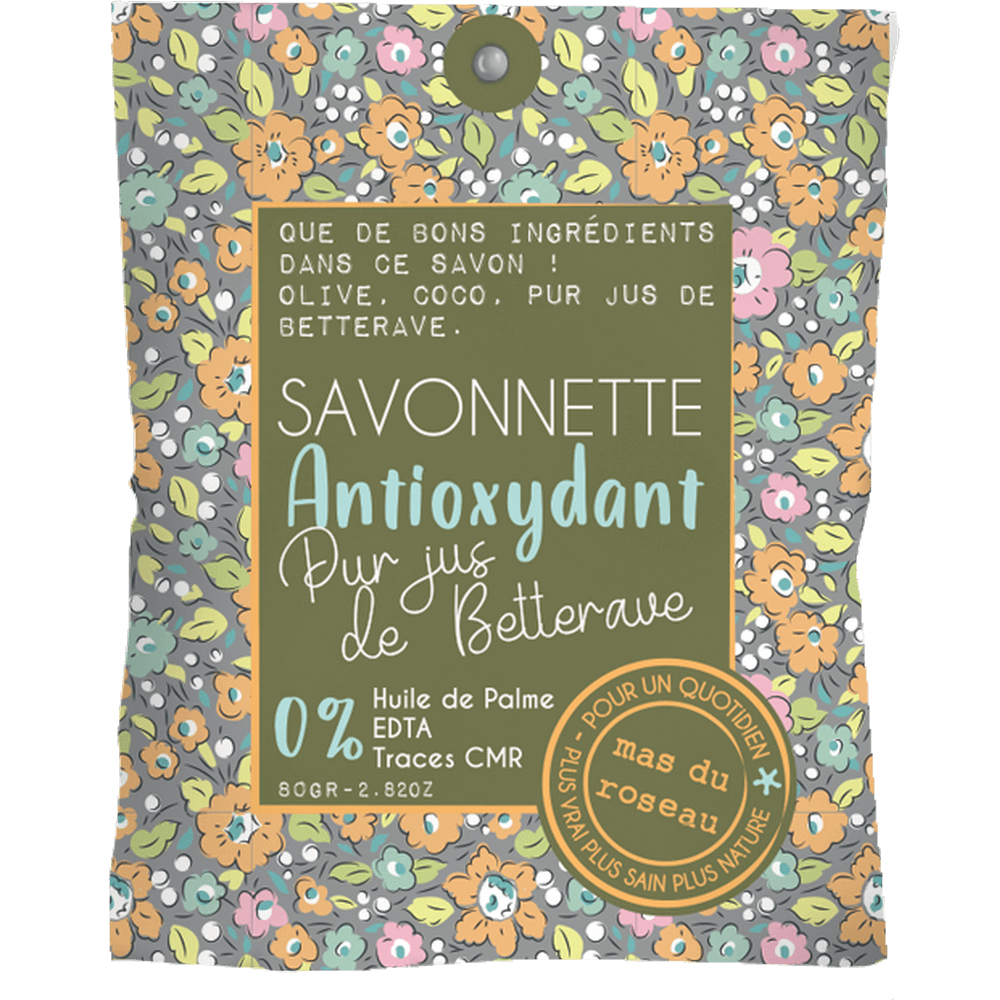 Savonnette - Antioxydant