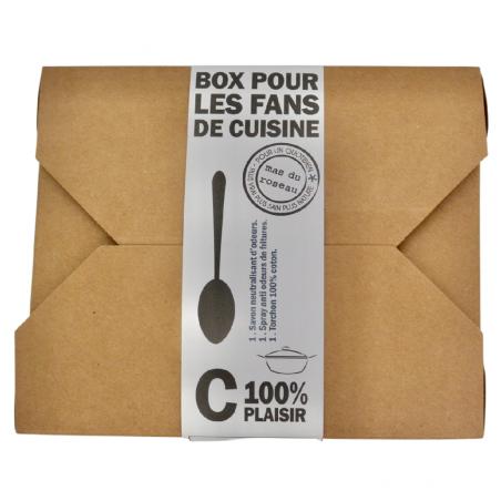 Box pour les fans de cuisine