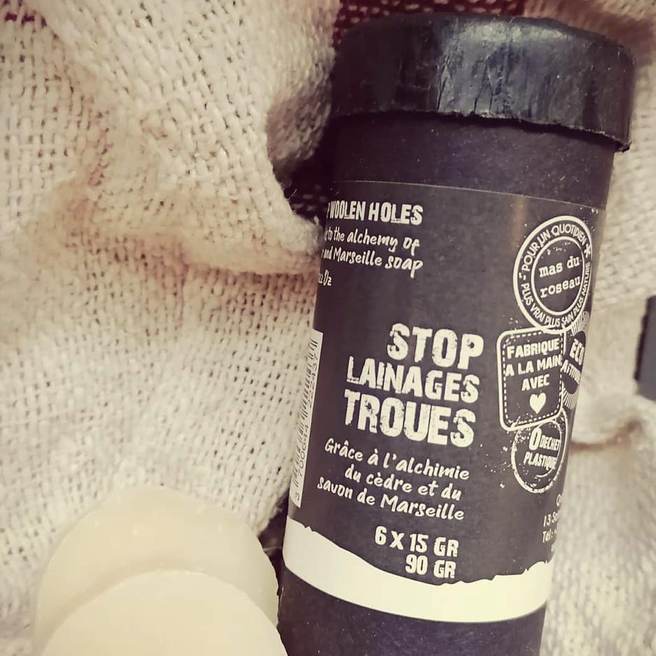 Stop - Lainages Troués