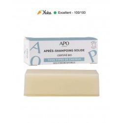 Après shampoing solide - barre démêlante 50g