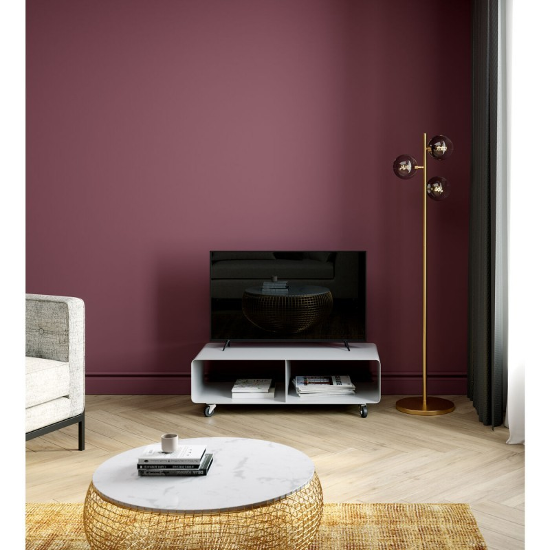 Meuble TV - Lounge Blanc