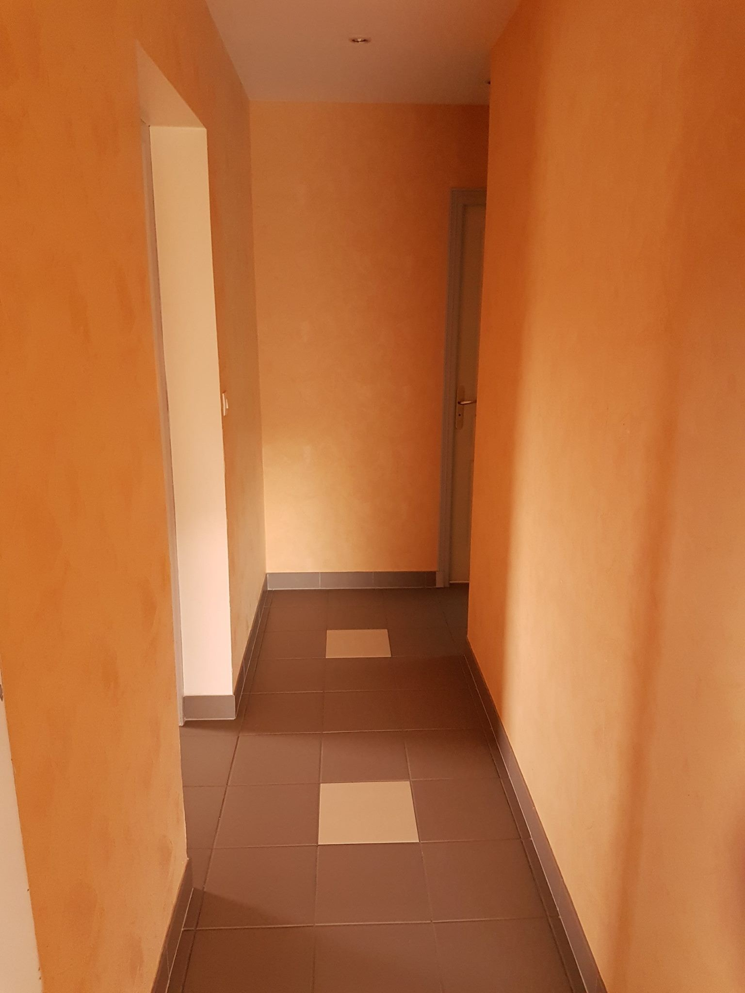 couloir à relooker