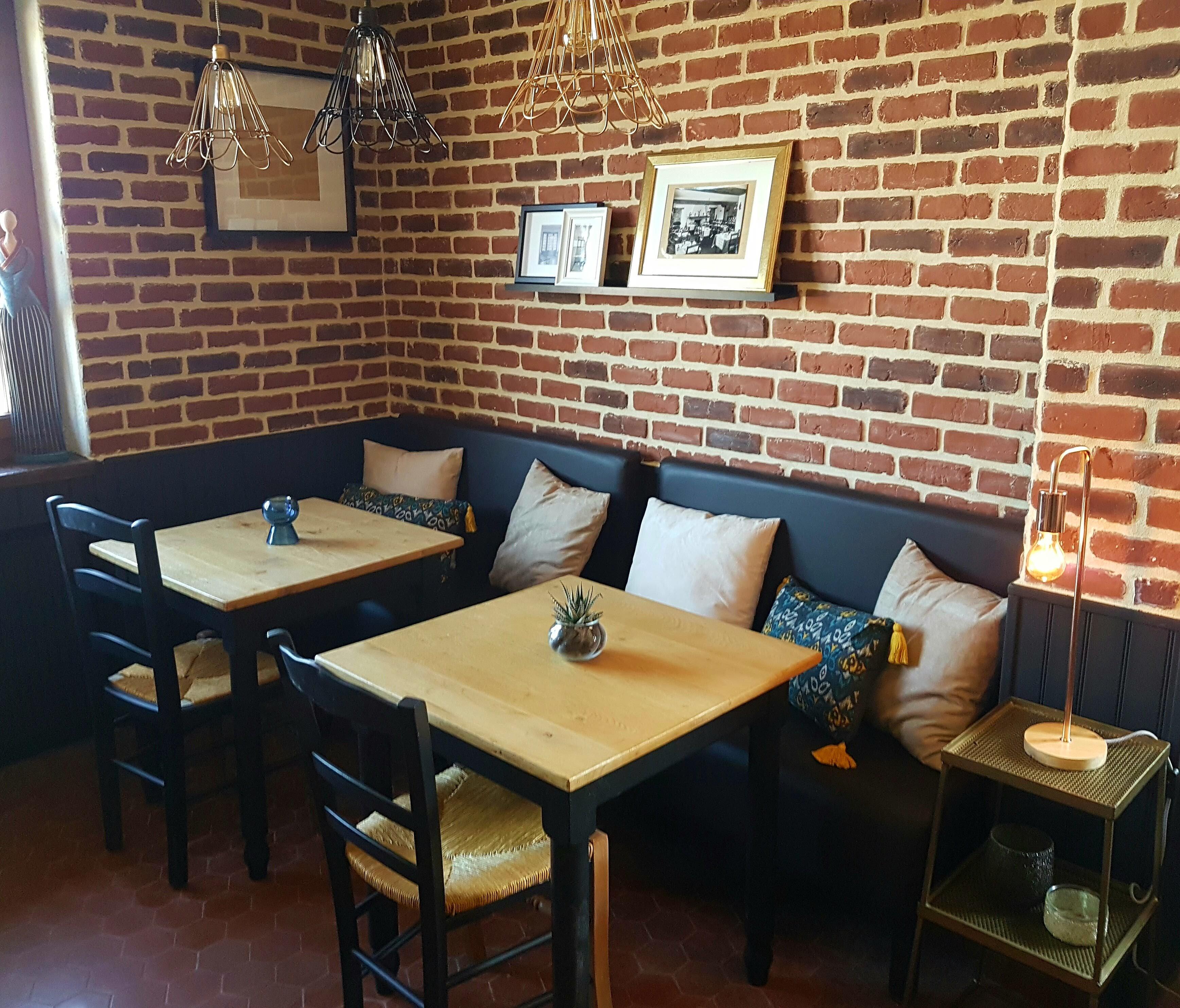 photo du restaurant relooké