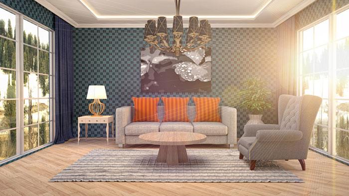 Décoration intérieur style britannique - Home