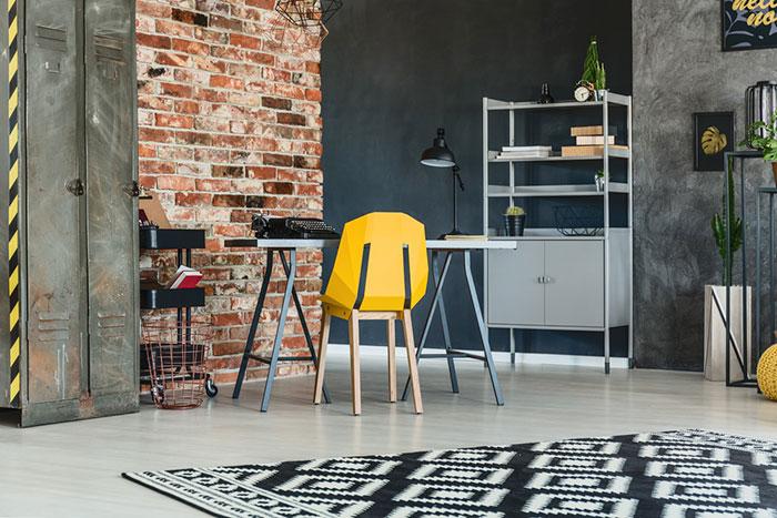 Décoration intérieur style industrielle - Home