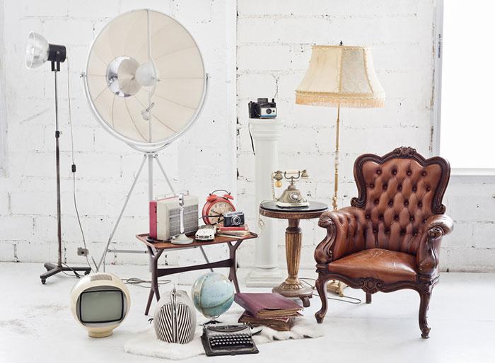 Décoration intérieur style vintage - Home